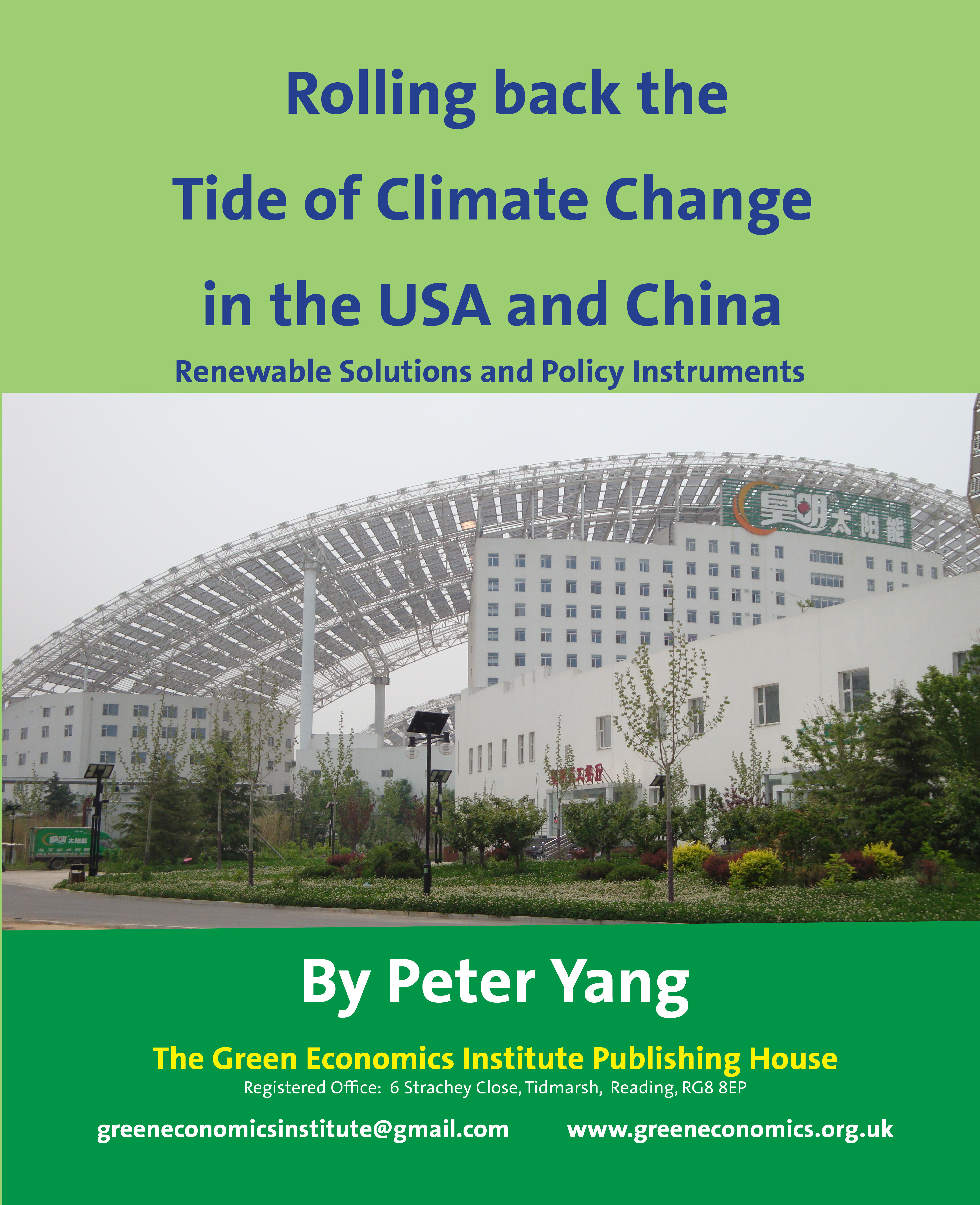 Climate change renewables and energy bookshop green 9781907543425777 malvernweather Images