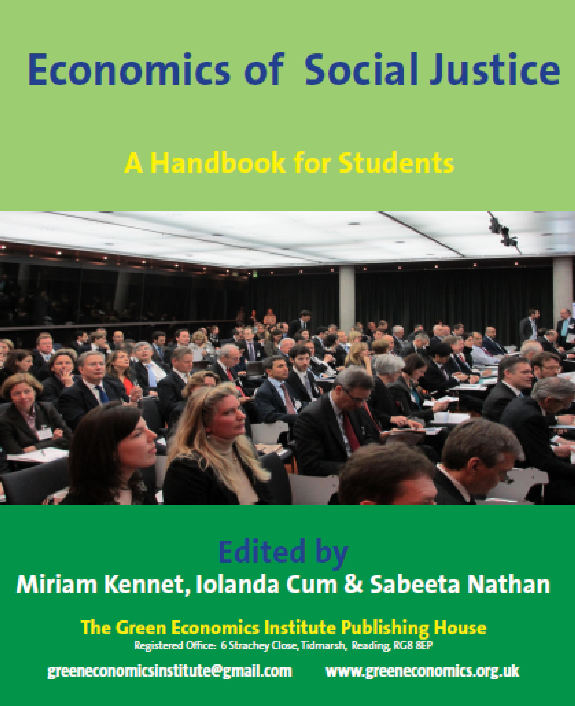 Economics of Social Justice