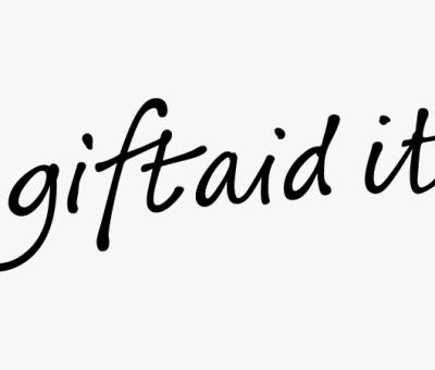 Giftaid-Donate